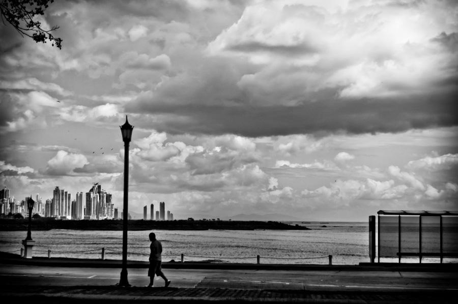 Serie: Desde el autoexílio <br>Panama City – Panama 2012 <br> www.aaronsosaphotography.com <br> www.aaronsosablog.com