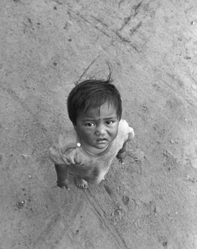 Fotografía de la serie 'Refugiados' ACNUR