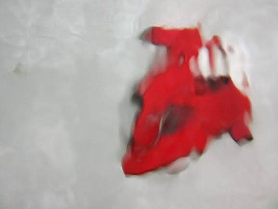 Título:  Zapatos Rojos <br> Fotograma cortometraje experimental Bailaba el agua<br> www.facebook.com/tamara.ramasotos<br> twitter.com/RamaTamara