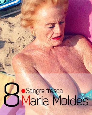 María Moldes