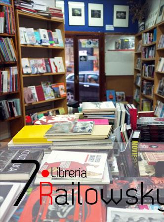 Librería Railowsky