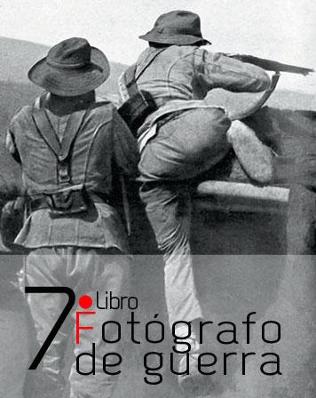 Imagen de portada del artículo sobre el libro fotógrafo de guerra, la fotografía de guerra en España 1859-1939 para la revista de fotografía Ojos Rojos